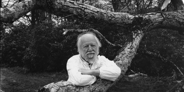 William Golding Escritor Del Mes 600x300